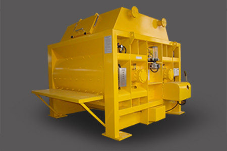 <b>SICOMA Double Shaft Concrete Mixer</b>