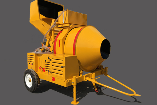 JZR Diesel Driven Concrete Mixer