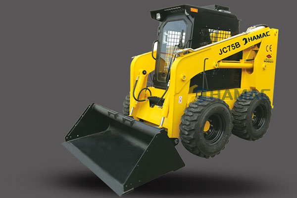 B series Wheeled Skid Steer Loader