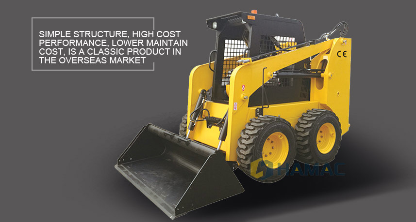 Y series Wheeled Skid Steer Loader