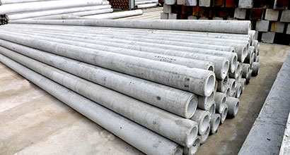 Concrete Utility Pole Production Line
