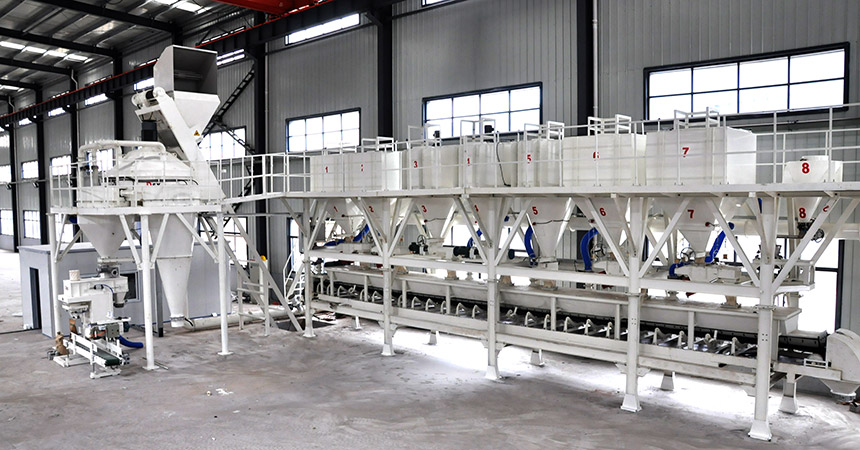 Planetary Mixer for Chemical&Refractory