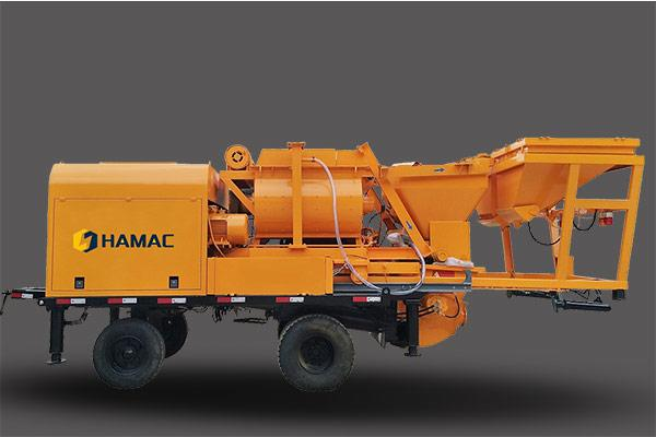 HBT25-L2 Concrete Mixer Pump
