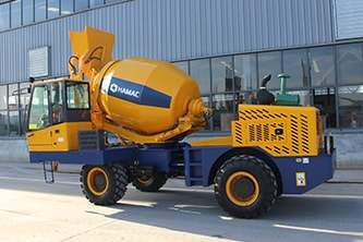 HMC200 Self-loading Concrete Mixer