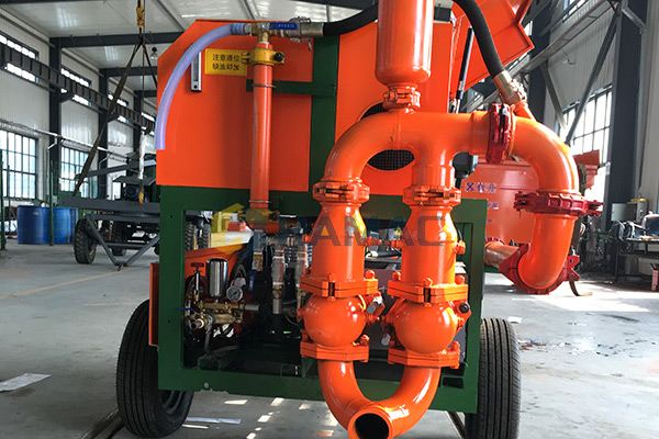 Cement Mortar Foam Machine