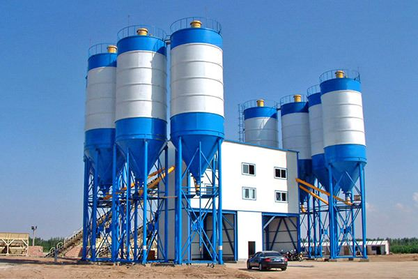 Ten Outstanding Features of the Most Economical Concrete Mixing Plant