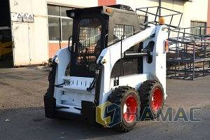 JC45 Skid steer loader in Russia