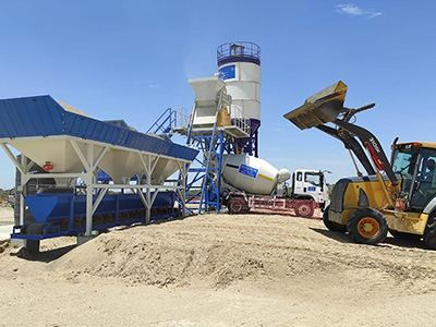 <font color='#FF0000'>HZS35 Concrete Batching Plant was installed successfully</font>