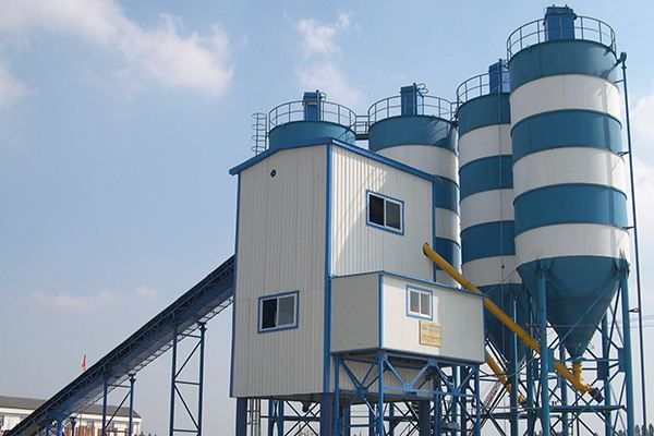 Modular Stabilized Soil Batching Plant