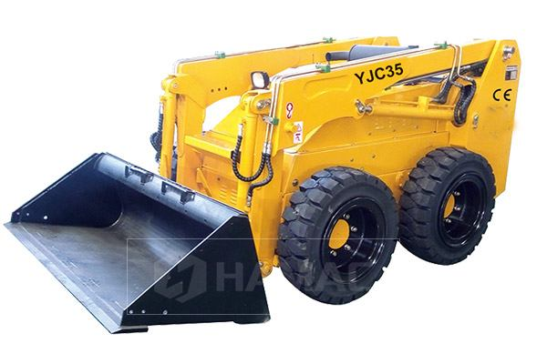 Remote Controlled Skid Steer Loader Remote Control Ready